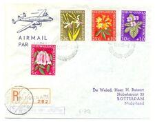 DUTCH NEW GUINEA NNG 1959 REG- COVER MANOKWARI --VF