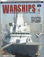 'WARSHIPS;  international fleet review, FEBRUARY 2014
