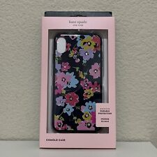 KATE SPADE Jeweled Wildflower Bouquet IPHONE XS MAX COMOLD CASE