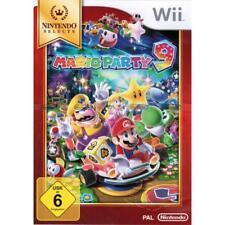 Mario Party 9 Spielesammlung komplett Deutsch für Nintendo Wii / Wii U, NEU