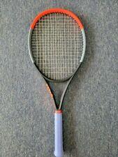 "New listing Wilson Clash 100UL 4 1/4"" Tennis Racquet Used"
