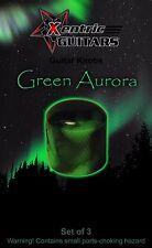 XGK123 Green Aurora Guitar Knobs (3)