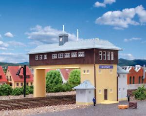 Kibri 36730 Z Brückenstellwerk Neustadt, Bausatz ++ NEU & OVP