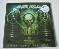 OVERKILL - The Electric age 2LP green vinyl, ltd 333 handnumbered NEW MINT OVP