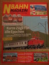 N-Bahn Magazin 5/2016