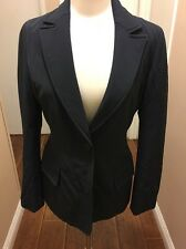 O'2nd Generation New York Women's Navy Blue Women Fitted Jacket