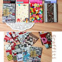 20*Creative DIY Album Polaroid Films Photo Stickers FujiFilm Instax Mini Instant