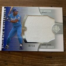 Bo Jackson 2008 Upper Deck Iltimate Collection Jersey Card