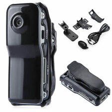 Mini MD80 Sport Camcorder Video Wireless Recorder DV / DVR Camera Spy Cam Black