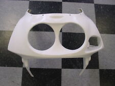 ZX750R ZX7R 91-93 UPPER FAIRING HEADLIGHT COWLING NEW FIBERGLASS SINGLE RAM AIR