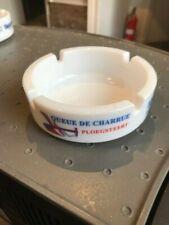 Queue de charrue asbak cendrier ashtray Ploegsteert Brouwerij Vanuxeem