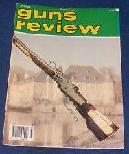 GUNS REVIEW MAGAZINE JULY 1992 - THE REMINGTON 700 POLICE RIFLE