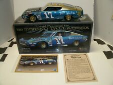 #17 DAVID PEARSON 1969 CHAMPIONSHIP FORD TORINO 1/24 UNIVERSITY OF RACING