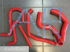 Silicone Radiator Hose Kit Ford Falcon EL EF 4.0L 6Cyl Fairmont NF NL XR6 94-98