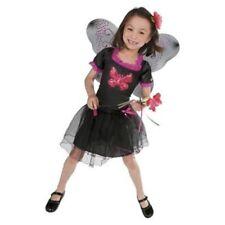 Girls Size Medium 6-8 * Midnight Butterfly * Costume Nwt