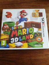 Super mario 3D Land Game for Nintendo 3DS & 3DS XL