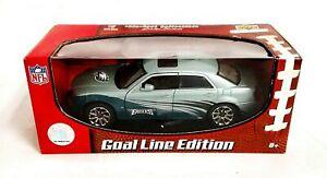 Philadelphia Eagles 2007 Goal Line Limited Edition Chrylser ABC BALL BOYS