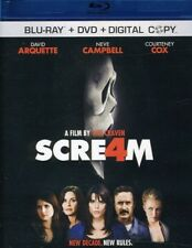 Scream 4 [New Blu-ray] With DVD, Digital Copy