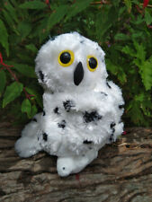 "Plush Soft Toy 21434 Huggers Snowy Owl 8"" 20cm Wild Republic"