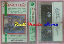 MC GIUSEPPE MARZARI Scene comiche genovesi ITALIACANTA SIGILLATA cd lp dvd vhs