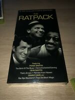 THE RATPACK - 6 CD Collectors Edition Frank Sinatra,Dean Martin,Sammy Davis Jnr