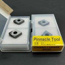 2pcs WNGA080408 CBN CBN30 diamond carbide inserts turning inserts for steel WNMG