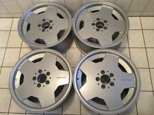 Original AMG AERO 1 17 inch Alloy Wheels w123-w124-w201-w126-w140-cl-sl-w107-slc