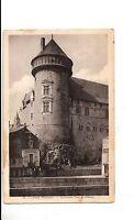 BF12445 laval la grande tour du chateau france front/back image