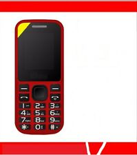S650 Keyboard Dual SIM Button GSM Mobile Phone For Elderly People Unlocked Red