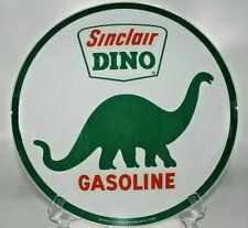 """G181 Sinclair Farm Products 13.5/"""" Gas Pump Globe w// Green Plastic Body"""