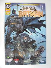 1x COMIC-DC Dino crossover, Darkness BATMAN N. 30-ad 1/1 -