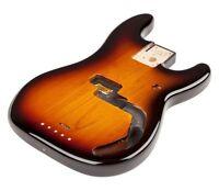 Fender Mexico/Mexican Precision/P-Bass Brown Sunburst Alder Body - 099-8010-732