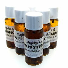 Super Strength protection Magickal Herbal Anointing Incense 10ml Oil