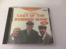 ROY CLARKES LAST OF THE SUMMER WINE - ONE - AUDIOBOOK CD - RARE