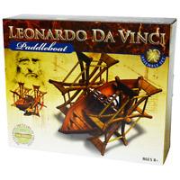 Elenco EDU-61007 Leonardo Da Vinci Paddle Boat Kit