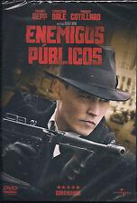 Enemigos publicos (DVD Nuevo)