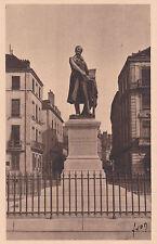 CHALON-SUR-SAONE 321 statue de nicéphore niepce inventeur de la photographie