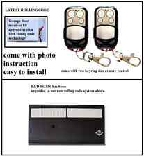 B&D Controll-A-Door 4 CAD4 27.145MHZ 062150 Garage Door remote system receiver