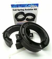 Streetwize Car Suspension Coil Spring Rubber Towing Spacers Assisters - 26-38mm