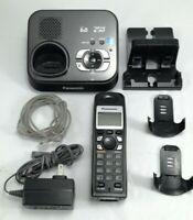 Panasonic KX-TG9333T DECT 6.0 Expandable Digital Cordless 1 Phone & Base ONLY