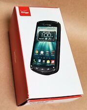 Kyocera Brigadier E6782 - 16GB - Black (Verizon) UNLOCKED Rugged Android Phone