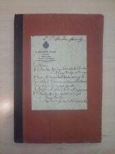 Gazzetta medica del Policlinico del 1800 medicina libri antichi guido baccelli