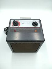 Vintage Toastmaster Ceramic Instant Heat Electric Heater Model 2517