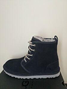 Ugg Australia Men`s Harkley  Ankle Boot Size 12 New  NIB