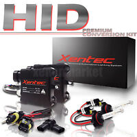 Super White Xenon HID Lighting Kit H1 H3 H4 H7 H10 H11 H13 9003 9004/7 9005 9006
