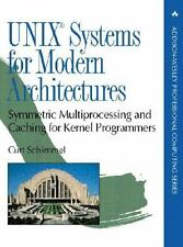 Unix Systems for Modern Architectures: Symmetric Multiprocessing and Caching for