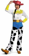 Women's TOY STORY Jessie Costume Medium 8-10 Disney Pixar