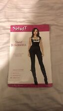 Halloween Swat Sexy Costume Womans Large