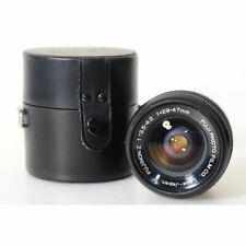 Fuji EBC Fujinon-Z 3,5-4,2/29-47mm Zoom für M42 Kameras