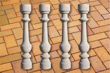 Set 2 Piece Moulds Balustrades #3. Mold for Concrete Plaster Cement